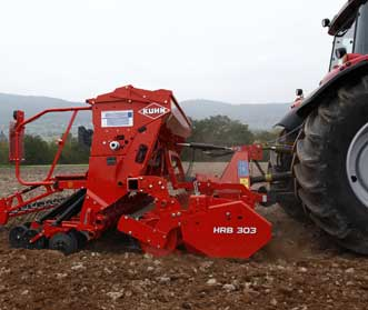 kuhn farm machinery