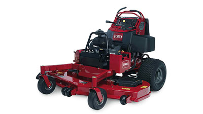 Toro professional sit-on mower