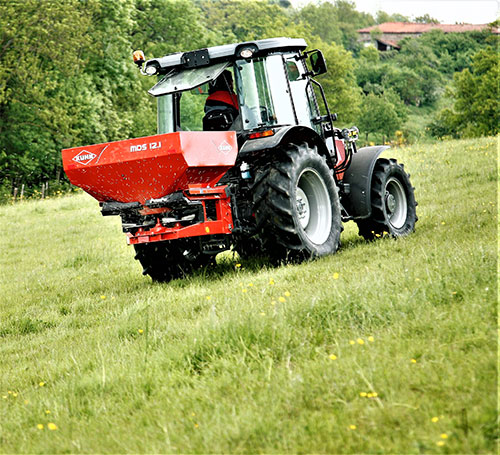 KUHN-TRACTOR