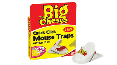 The Big Cheese Mouse Traps
