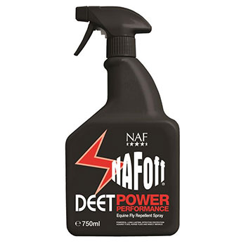 Equine repellent spray