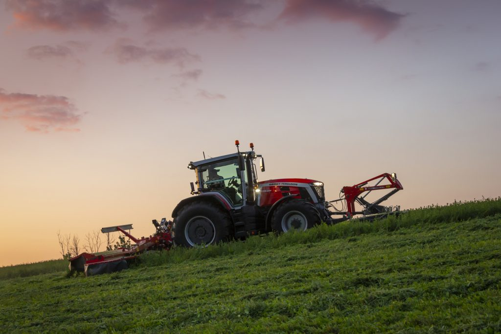 Carrs Billington Expands Massey Ferguson Territory