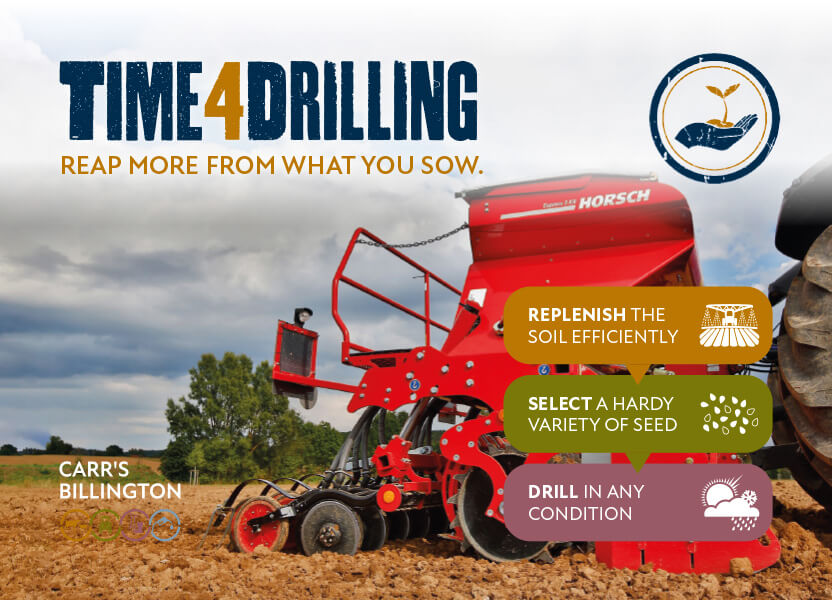 time for drilling