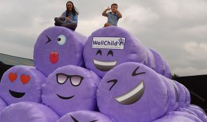 Donations to WellChild top £45,000
